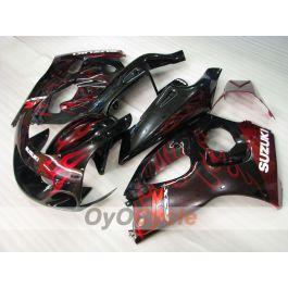 Fairing kit for 96-99 Suzuki GSXR750