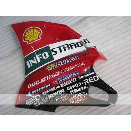 Left & Right Side Fairing For Ducati 94-02 748