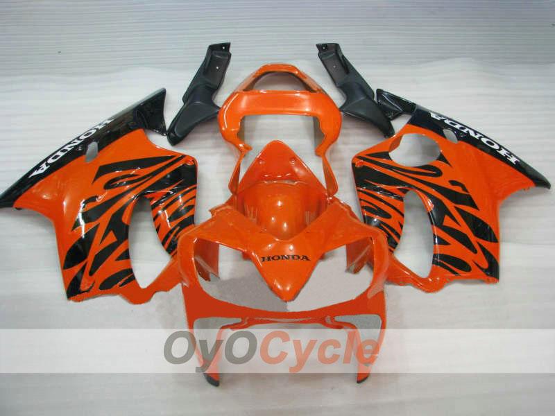 Injection Front Fairing Plastic Cowl Headlight For HONDA CBR600 F4i 01 2001-2006