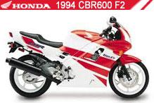 1994 Honda CBR600F2 Accessories