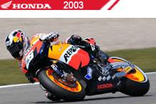 2003 Honda Accessories
