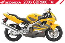 2006 Honda CBR600F4i Accessories
