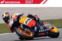 2007 Honda Accessories