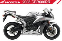 2008 Honda CBR600RR Accessories