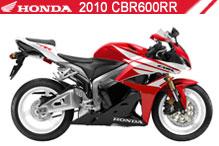 2010 Honda CBR600RR Accessories