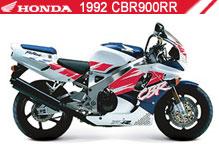 1992 Honda CBR900RR Accessories