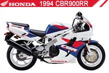1994 Honda CBR900RR Accessories