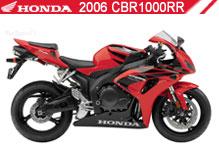 2006 Honda CBR1000RR Accessories