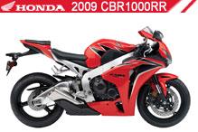 2009 Honda CBR1000RR Accessories