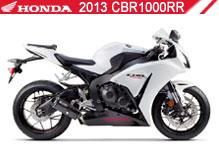 2013 Honda CBR1000RR Accessories