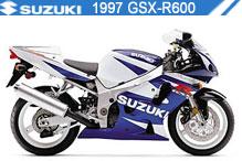1997 Suzuki GSXR600 Accessories