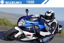 1998 Suzuki Accessories