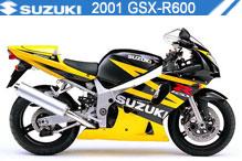 2001 Suzuki GSXR600 Accessories