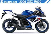 2006 Suzuki GRXR600 Accessories