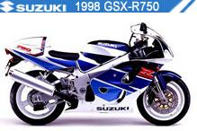 1998 Suzuki GSXR750 Accessories