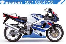 2001 Suzuki GSXR750 Accessories