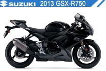 2013 Suzuki GSXR750 Accessories