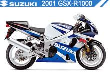 2001 Suzuki GSXR1000 Accessories