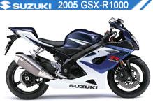2005 Suzuki GSXR1000 Accessories