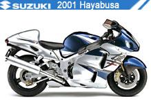 2001 Suzuki Hayabusa Accessories