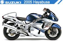 2005 Suzuki Hayabusa Accessories