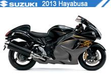 2013 Suzuki Hayabusa Accessories