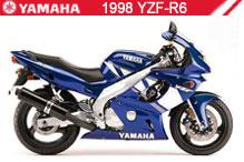 1998 Yamaha YZF-R6 Accessories