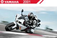 2001 Yamaha Accessories