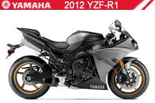 2012 Yamaha YZF-R1 Accessories