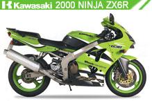 2000 Kawasaki Nina ZX-6R Accessories