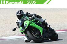 2005 Kawasaki Accessories