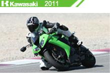 2011 Kawasaki Accessories