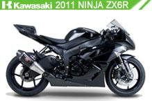 2011 Kawasaki Ninja ZX-6R Accessories