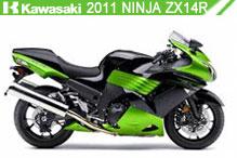 2011 Kawasaki Ninja ZX-14R Accessories