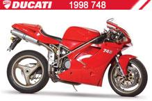 1998 Ducati 748 Accessories