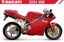 2004 Ducati 998 Accessories