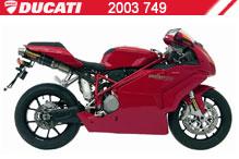 2003 Ducati 749 Accessories