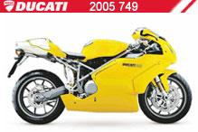 2005 Ducati 749 Accessories