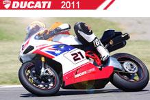 2011 Ducati Accessories