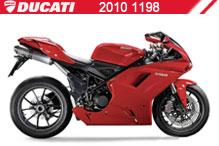 2010 Ducati 1198 Accessories