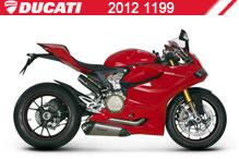 2012 Ducati 1199 Accessories