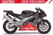 2005 Aprilia RSV 1000R Accessories