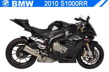 2010 BMW S1000RR Accessories