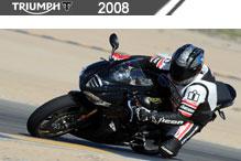 2008 Triumph Accessories