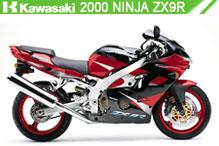 2000 kawasaki Ninja ZX-9R Accessories