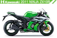 2011 Kawasaki Ninja ZX-10R Accessories