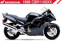 1996 Honda CBR1100XX Accessories