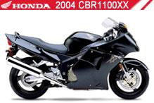 2004 Honda CBR1100XX Accessories