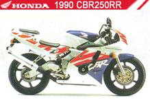 1990 Honda CBR250RR Accessories