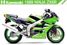 1999 Kawasaki Ninja ZX-6R Accessories